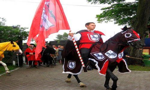 Zdjęcie POLSKA / Kujawsko - Pomorskie / Golub - Dobrzyń / 35 Turniej Rycerski