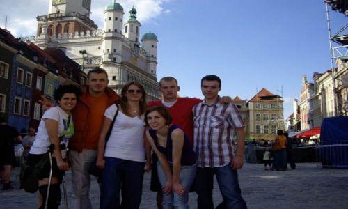 POLSKA / - / Poznań / Eurotrip- przygotowania cd.