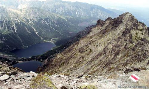 Zdjecie POLSKA / Zakopane / High Tatras / Rysy 2499 m