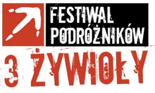 POLSKA / -- / -- / Festiwal 3  żywioły