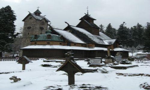 Zdjęcie POLSKA / Karkonosze / Karpacz / Świątynia Wang