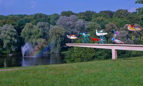 Zdjecie POLSKA / Szczecin / Park Kasprowicza / Park Kasprowicza