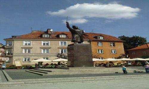 Zdjecie POLSKA / Mazowsze / Warszawa / Pomnik Kilińskiego