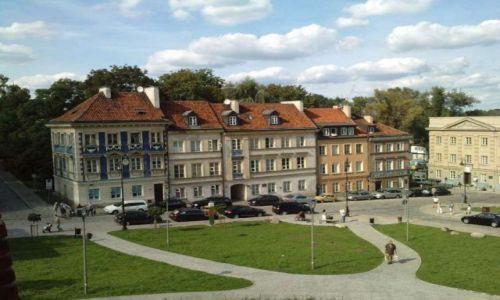 Zdjecie POLSKA / Mazowsze / Warszawa / Warszawska Starówka