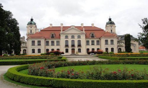 Zdjecie POLSKA / Lubelskie / Kozłówka / Muzeum Zamoyskich w Kozłówce