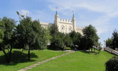 Zdjecie POLSKA / Lubelskie / Lublin / Zamek w Lublini