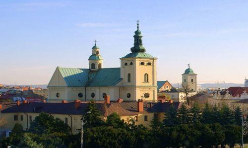 Zdjecie POLSKA / Podkarpackie / Rzeszów / Klasztor i Kościół Bernardynów