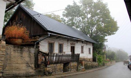 Zdjęcie POLSKA / Małopolska / LANCKORONA / ul. Świętokrzyska