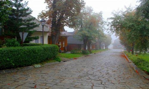 Zdjęcie POLSKA / Małopolska / LANCKORONA / przy rynku