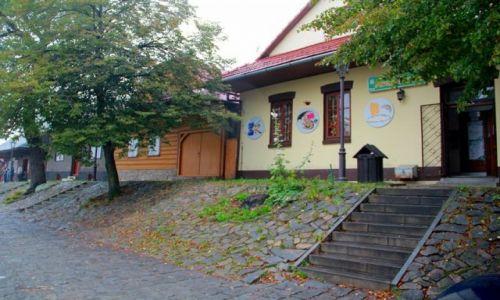 Zdjęcie POLSKA / Małopolska / LANCKORONA / W rynku