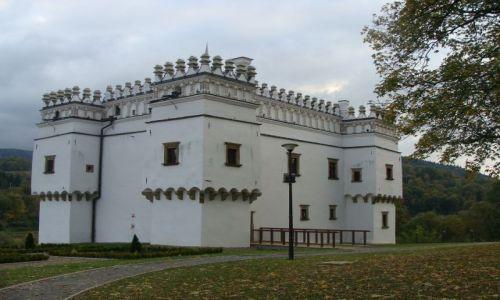 Zdjecie POLSKA / Ma�opolska / Szymbark / Kasztel