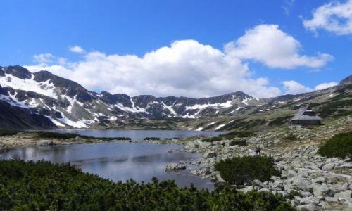Zdjecie POLSKA / Tatry / Dolina Pięciu Stawów / Widok na Dolinę