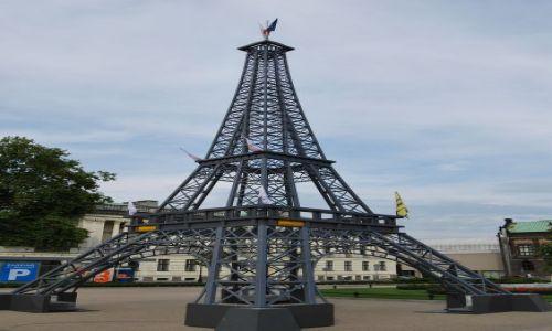 Zdjęcie POLSKA / Wielkopolska / Poznań / Wieża Eiffla w Poznaniu
