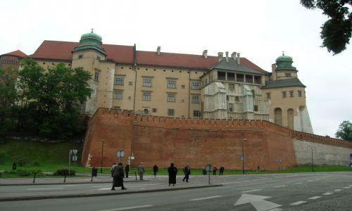 Zdjęcie POLSKA / Krakow / centrum / Wawel
