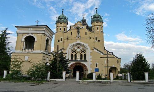 Zdjęcie POLSKA / Podkarpacie / Jaroslaw / Cerkiew Przemienienia Pańskiego
