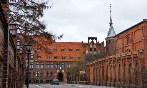 Zdjęcie POLSKA / Kujawsko-pomorski / Chełmno / Klasztor Sióstr Miłosierdzia