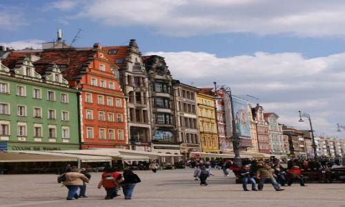 Zdjęcie POLSKA / Wrocław / Rynek / Wrocławski Rynek.