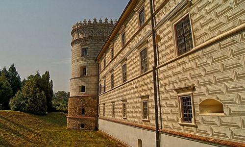 Zdjęcie POLSKA / p / Krasiczyn / Krasiczyn zamek
