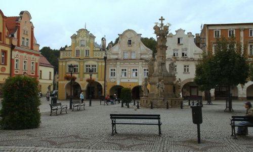 Zdjęcie POLSKA / Sudety Wschodnie, powiat kłodzki / Lądek Zdrój / Rynek