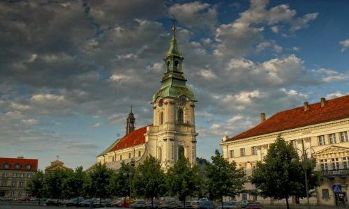 Zdjecie POLSKA / WIELKOPOLSKA / Kalisz / Sanktuarium św. Józefa w Kaliszu. Foto: Aleksander Schlender.
