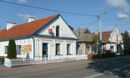 POLSKA / Podkarpacie / Radomyśl nad Sanem / Centrum Radomyśla