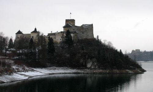 Zdjecie POLSKA / Pieniny / Niedzica / zamek w Niedzicy