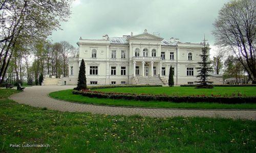 Zdjecie POLSKA / - / Białystok / Palac Lubomirskich