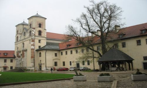 Zdjecie POLSKA / - / Tyniec / klasztor Benedyktynów