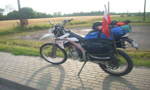 POLSKA / Opolskie / Niemodlin / Motorowerowe