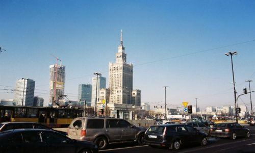 Zdjecie POLSKA / Warszawa / Z Marszałkowskiej / Warszawa