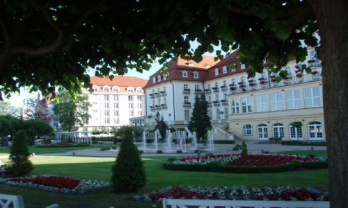 Zdjecie POLSKA / Wybrzeże / Sopt, Grand Hotel / W Polsce też jest pięknie :)
