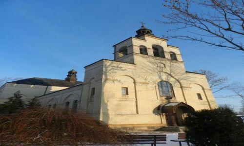 Zdjecie POLSKA / Lubelszczyzna / Biszcza / Kościół w Biszczy