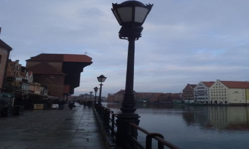 Zdjecie POLSKA / Gdańsk / ul Szeroka / gdańskie klimat