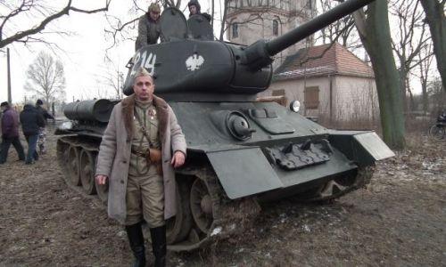 Zdjęcie POLSKA / -wielkopolska / złorów / inscenizacja militarna 2012
