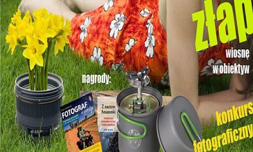 POLSKA / --- / -- / Traseo- Konkurs Złap wiosnę w obiektyw