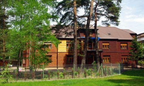Zdjecie POLSKA / Mazowsze / Otwock / Drewniane domy Otwocka.