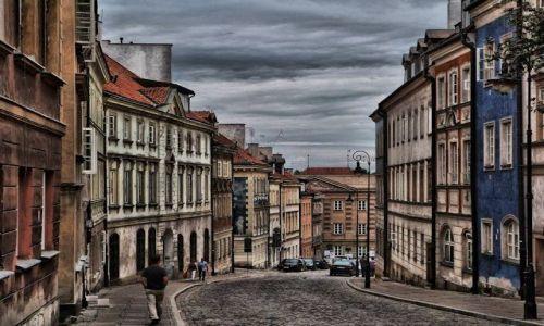 Zdjecie POLSKA / Mazowsze / Warszawa / Starówka