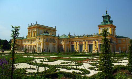 Zdjecie POLSKA / Mazowsze / Warszawa Wilanów / Muzeum Pałac w Wilanowie.