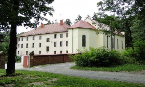POLSKA / Prudnik / Klasztor Franciszkanów / Prudnicki klasztor