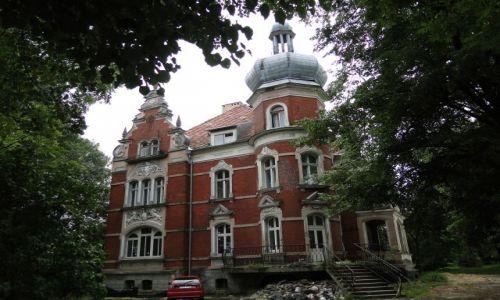 POLSKA / opolskie / Prudnik-Lipy / Pałac Fipperów