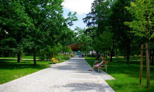 Zdjęcie POLSKA / Mazowsze. / Konstancin Jeziorna. / Park Zdrojowy.