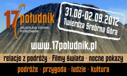 Zdjęcie POLSKA / --- / --- / Dolnośląski Festiwal Podróżników 17Południk- patronat medialny Globtrotera