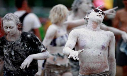Zdjecie POLSKA / lubuskie / kostrzyń / Woodstock