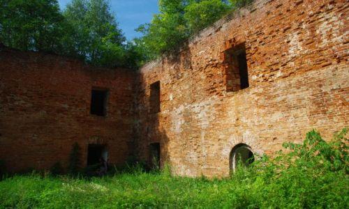 Zdjęcie POLSKA / Mazowsze. / Twierdza Modlin. / Twierdza - zbliżenia.