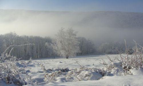 Zdjecie POLSKA / bieszczady / bieszczady / bieszczady zimą