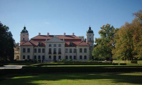 Zdjecie POLSKA / - / Kozłówka / Kozłówka, Pałac Zamoyskich