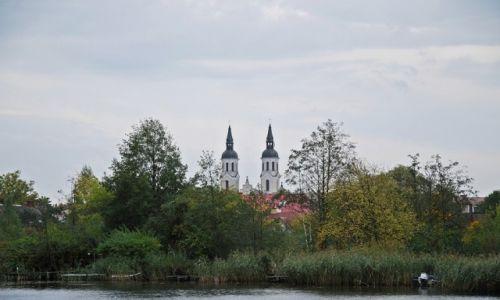 Zdjęcie POLSKA / Augustowszczyzna / Augustow / Augustowskie wieze