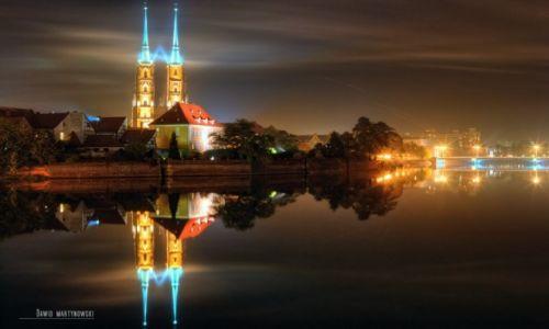 Zdjecie POLSKA / Wrocław / Ostrów Tumski, Archikatedra wrocławska / Worldwide Photo