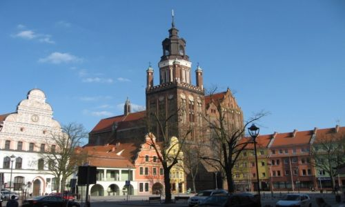 Zdjecie POLSKA / zachodniopomorskie / Stargard / Rynek Starego Miasta