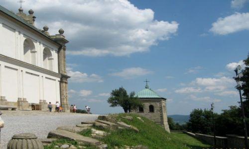Zdjęcie POLSKA / Świętokrzyskie / Święty Krzyż / krajobraz od ŚWITĘGO KRZYŻA